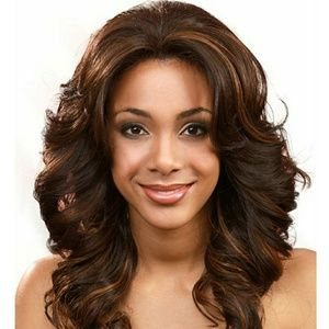 Bobbi Boss Synthetic Lace Front Wig MLF14S - Short